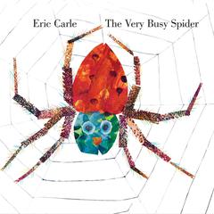 The Very Busy Spider by Eric Carle audiobook