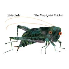 The Very Quiet Cricket by Eric Carle audiobook