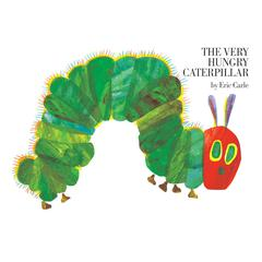 The Very Hungry Caterpillar by Eric Carle audiobook
