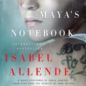 Maya's Notebook by  Isabel Allende audiobook