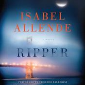 Ripper by  Isabel Allende audiobook