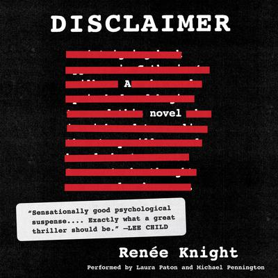 Disclaimer by Renée Knight audiobook