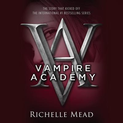 Vampire Academy by Richelle Mead audiobook