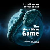 The Moon Maze Game by  Steven Barnes audiobook