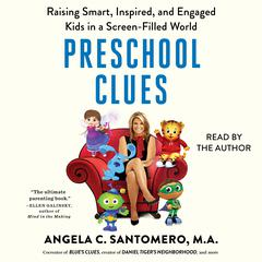 Preschool Clues by Angela C. Santomero audiobook