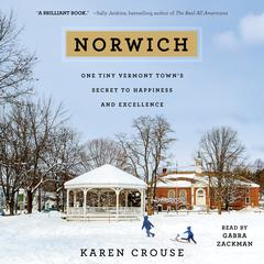 Norwich by Karen Crouse audiobook