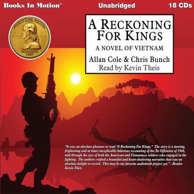 A Reckoning For Kings by Chris Bunch audiobook
