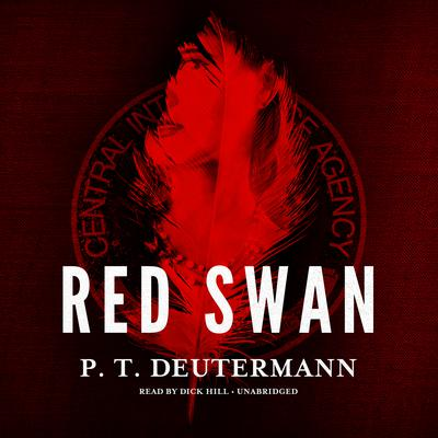 Red Swan by P. T. Deutermann audiobook