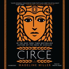 Circe by Madeline Miller audiobook