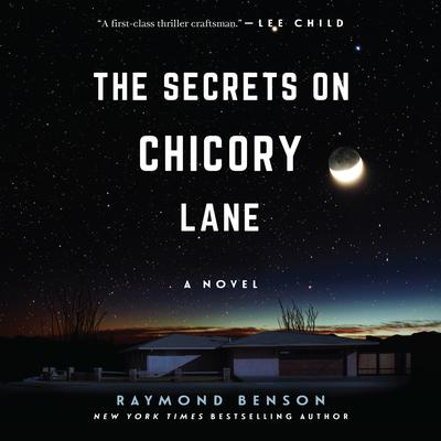 The Secrets on Chicory Lane by Raymond Benson audiobook