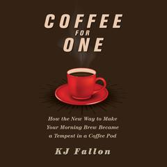 Coffee for One by K. J. Fallon audiobook