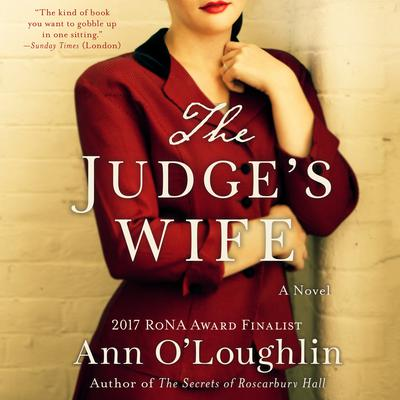 The Judge's Wife by Ann O'Loughlin audiobook