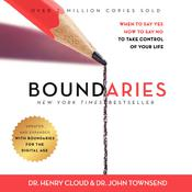 Boundaries, Updated and Expanded Edition by  Dr. Henry Cloud audiobook