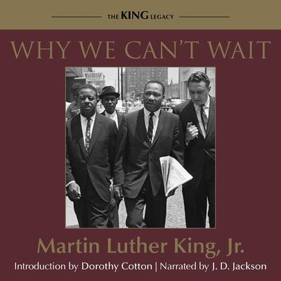 Why We Can't Wait by Martin Luther King audiobook