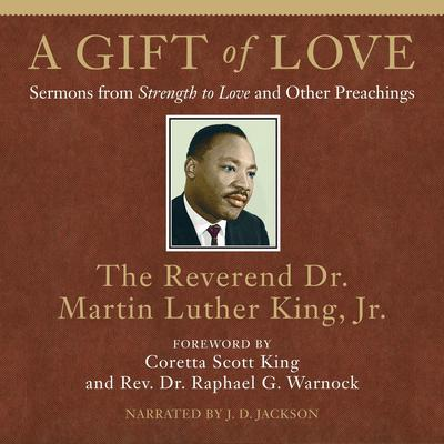 A Gift of Love by Martin Luther King audiobook