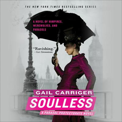 Soulless by Gail Carriger audiobook