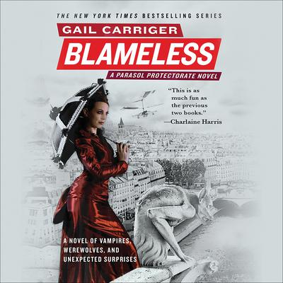 Blameless by Gail Carriger audiobook