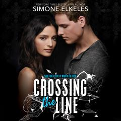 Crossing the Line by Simone Elkeles audiobook