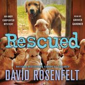Rescued by  David Rosenfelt audiobook