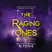 The Raging Ones by  Krista Ritchie audiobook