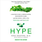 Hype by  Dr. Nina Shapiro audiobook