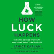 How Luck Happens by  Barnaby Marsh audiobook