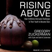 Rising Above by  Gregory Zuckerman audiobook