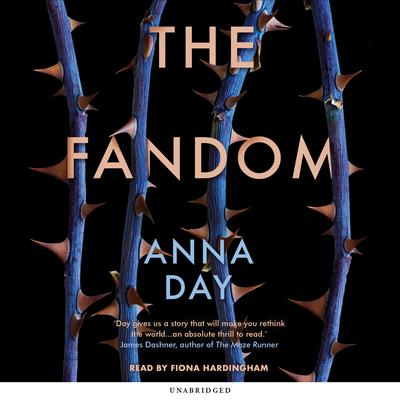 The Fandom by Anna Day audiobook