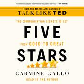 Five Stars by  Carmine Gallo audiobook