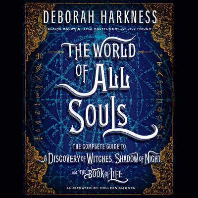 The World of All Souls by Deborah Harkness audiobook