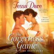 The Governess Game by  Tessa Dare audiobook