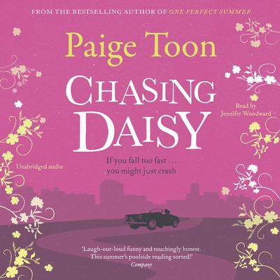 Chasing Daisy by Paige Toon audiobook