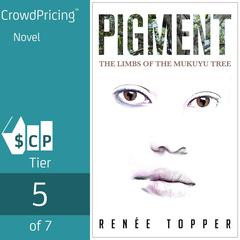 Pigment by Renée Topper audiobook