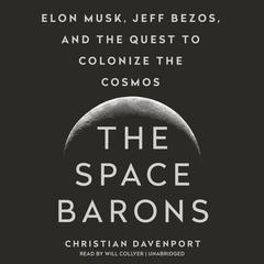 The Space Barons by Christian Davenport audiobook