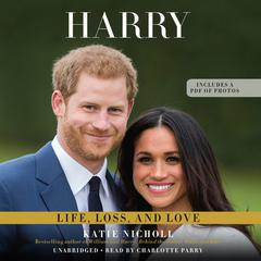 Harry by Katie Nicholl audiobook