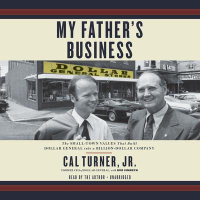 My Father's Business by Cal Turner audiobook