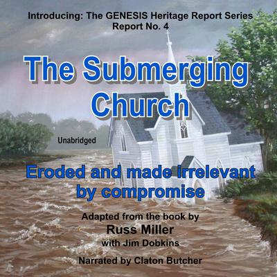 The Submerging Church by Russ Miller audiobook
