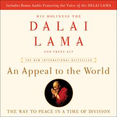 An Appeal to the World by Dalai Lama audiobook