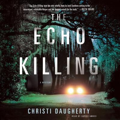 The Echo Killing by Christi Daugherty audiobook