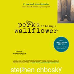 The Perks of Being a Wallflower by Stephen Chbosky audiobook