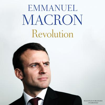 Revolution by Emmanuel Macron audiobook