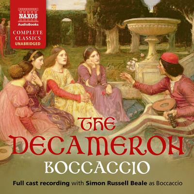 The Decameron by Giovanni Boccaccio audiobook