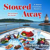 Stowed Away by  Barbara Ross audiobook