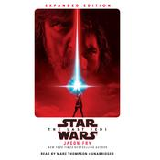 The Last Jedi (Star Wars) by  Jason Fry audiobook