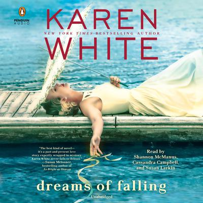 Dreams of Falling by Karen White audiobook