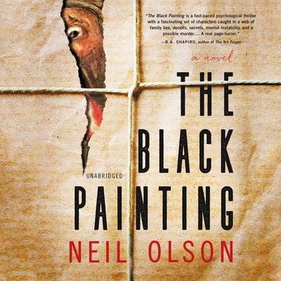 The Black Painting by Neil Olson audiobook
