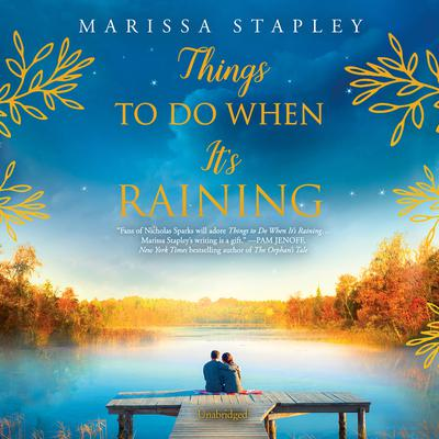 Things To Do When It's Raining by Marissa Stapley audiobook