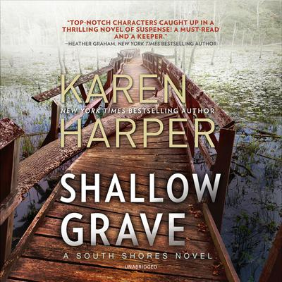 Shallow Grave by Karen Harper audiobook