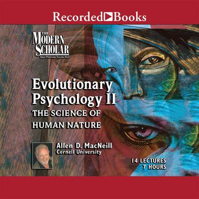 Evolutionary Psychology II by Allen MacNeill audiobook