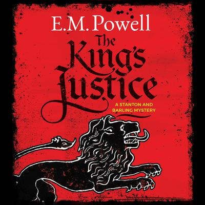 The King's Justice by E. M. Powell audiobook